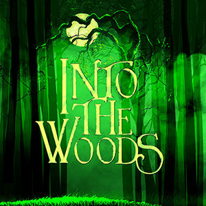 "Join us for our fall musical, ""Into the Woods,"" in the Knight Fine Arts Center"