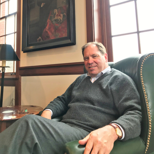 Head of School Christopher D. Burner '80 Will Be this Year's Commencement Speaker