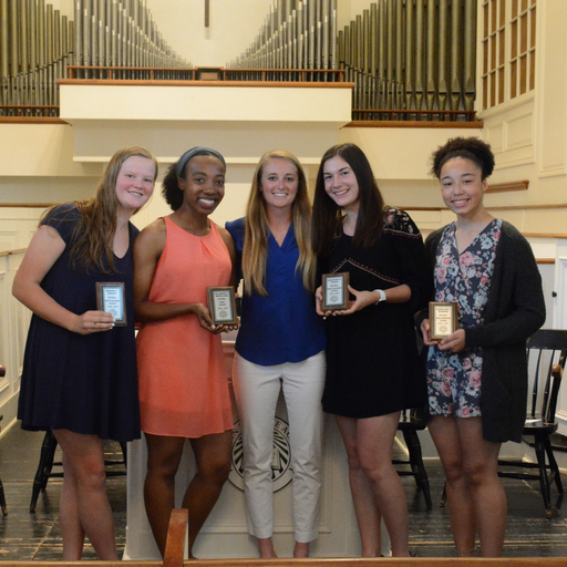 Spring Athletic Awards celebrate the Pioneers