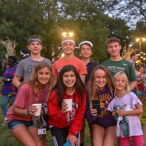 Bluegrass, film festivals and fun — WRA embraces a new kind of Parents Weekend