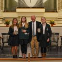 WRA celebrates the fall 2019 athletic season