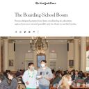 In the News: Western Reserve Academy featured in The New York Times