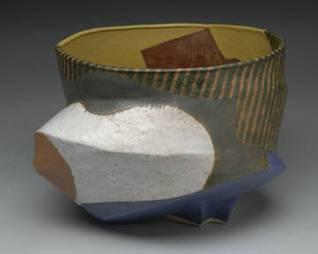 Artist: John Gill, Title: Sculptural Vessel