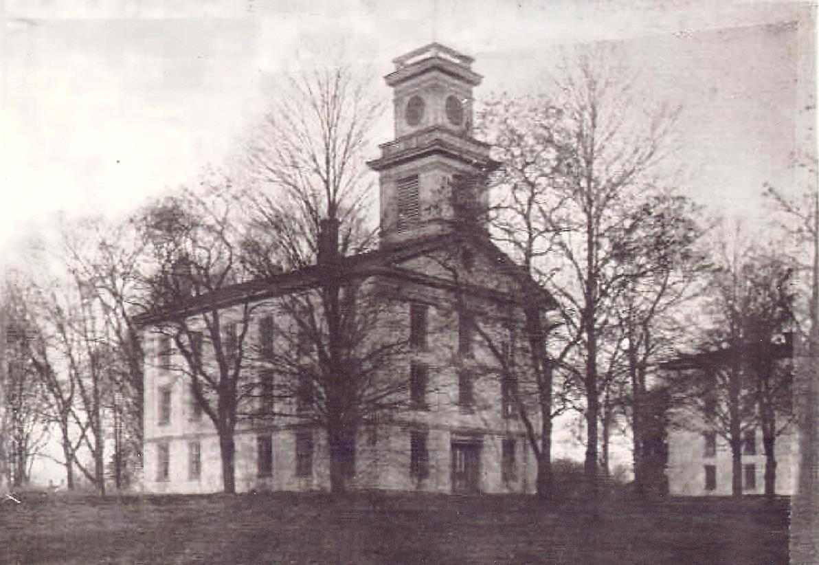 WRA Chapel Historic Photo